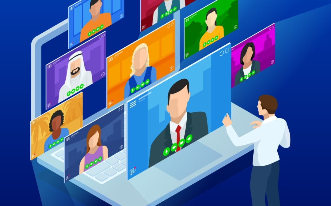 How to Attend Virtual Conferences in 2021: 3 Must-Read Tips